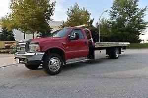 Ford F-550 (1999)
