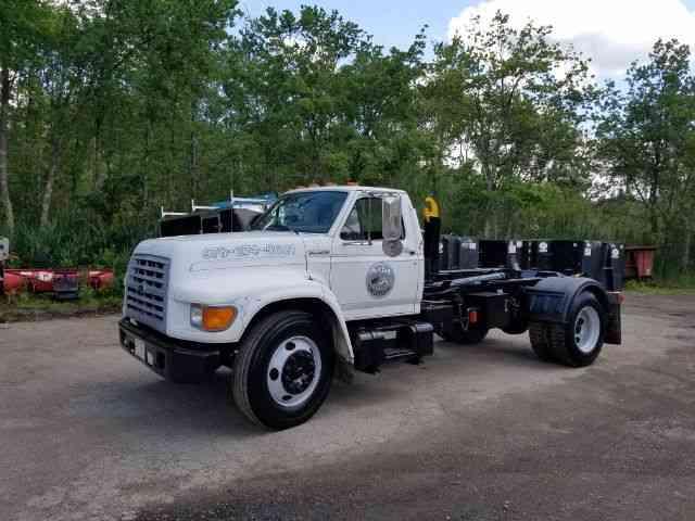 ford f 800 1999 heavy duty trucks. Black Bedroom Furniture Sets. Home Design Ideas