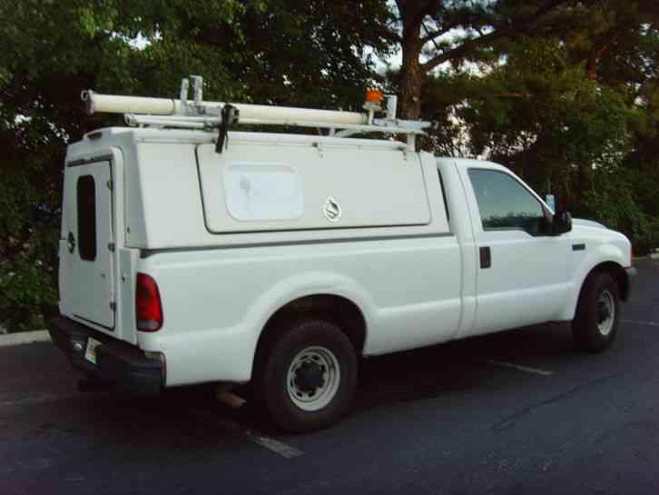 ford f 250 xl 1999 utility service trucks. Black Bedroom Furniture Sets. Home Design Ideas