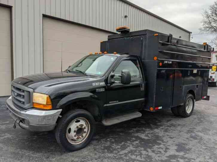 Ford F450 (1999)