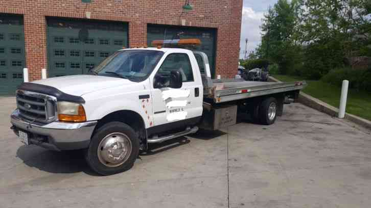 Ford F550 (1999) : Flatbeds & Rollbacks