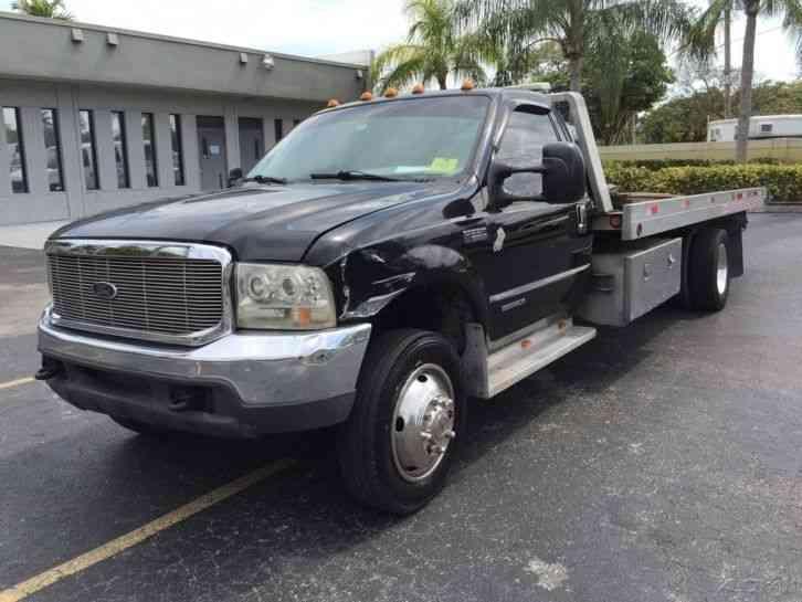 Cheap Tow Trucks >> Ford F550 (1999) : Flatbeds & Rollbacks