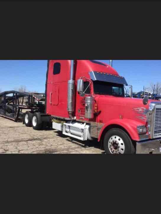 freightliner classic xl 1999 heavy duty trucks. Black Bedroom Furniture Sets. Home Design Ideas