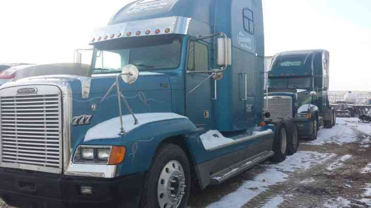 Freightliner Fld120 1999 Sleeper Semi Trucks