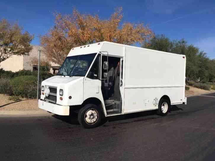 e94233b63a Freightliner MT45 (1999)   Van   Box Trucks