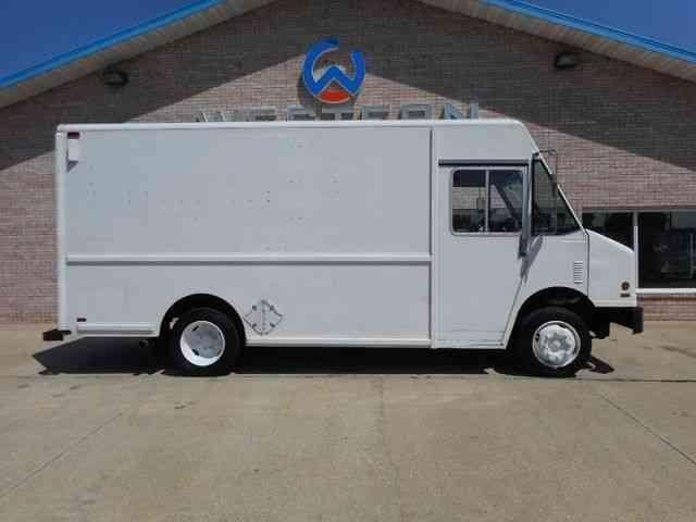Freightliner Step Van (1999) : Van / Box Trucks