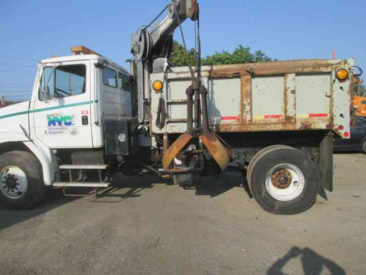 Freightliner Fl112 1999 Heavy Duty Trucks