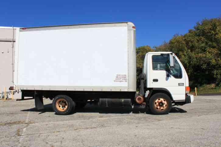 Gmc Diesel Trucks >> GMC W4500 (1999) : Van / Box Trucks
