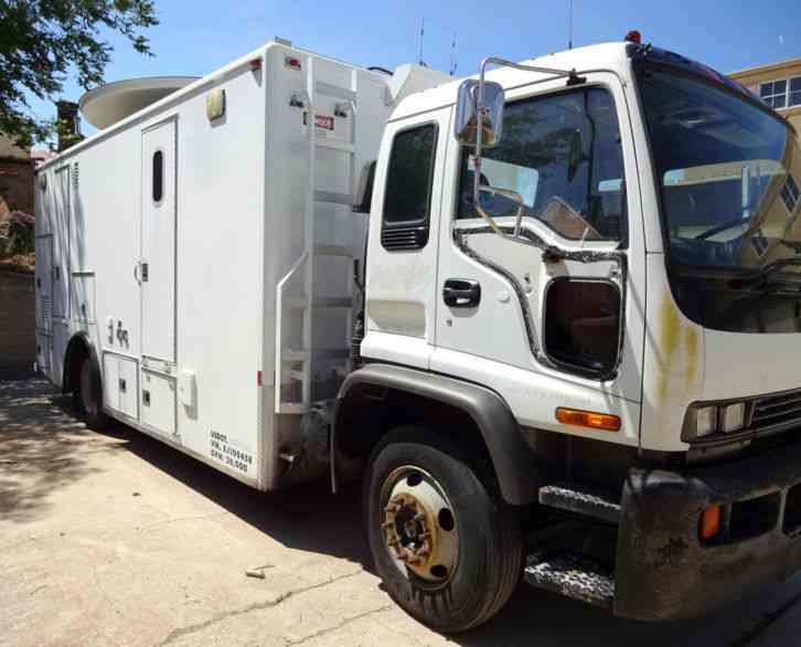 1999 gmc t6500 uplink satellite tv production truck mobile news vehicle eng sng 272003456774 1 gmc t6500 (1999) heavy duty trucks 2000 gmc t6500 wiring diagram at edmiracle.co