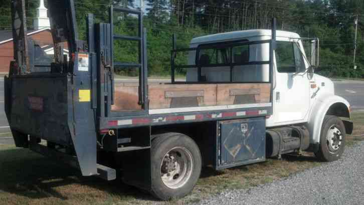 International Truck 4700 Service Manual