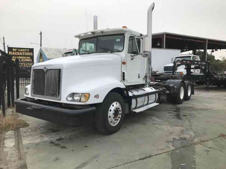 Tow Truck Houston >> International 9400 EAGLE (1999) : Daycab Semi Trucks