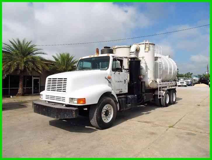 Gmc c7500 1991 heavy duty trucks for Ace motor sales inc
