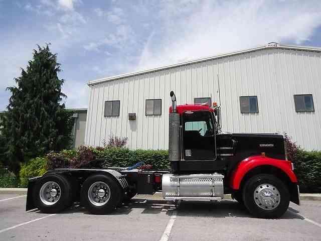 Kenworth W900 1999 Daycab Semi Trucks