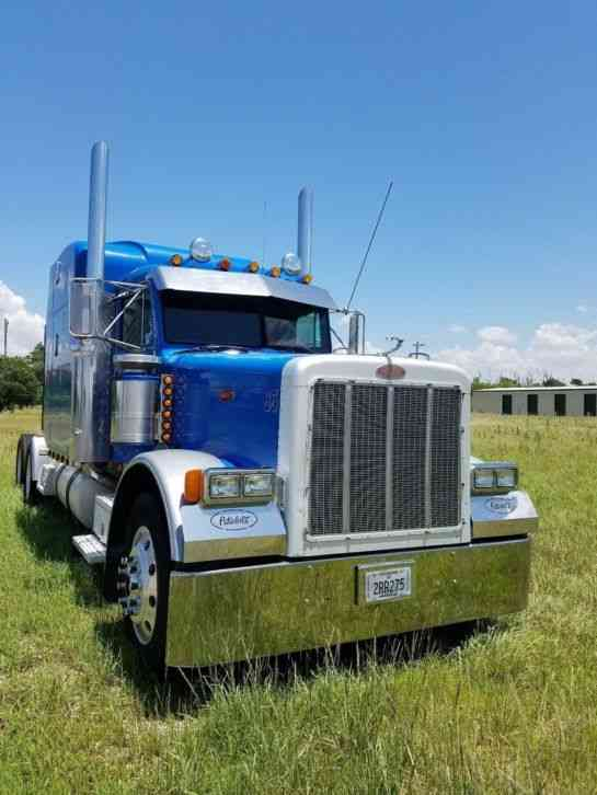 Peterbilt 379 1999 Sleeper Semi Trucks