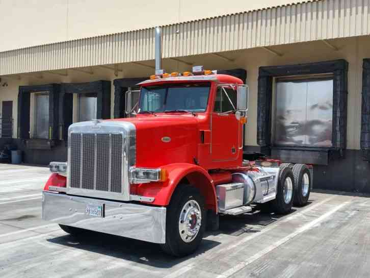 International Trucks For Sale >> Peterbilt 378 Day Cab (1999) : Sleeper Semi Trucks