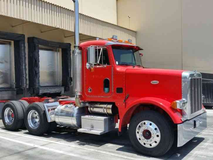 Peterbilt Day Cab For Sale >> Peterbilt 378 Day Cab (1999) : Sleeper Semi Trucks