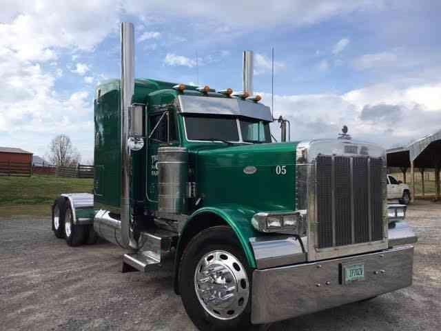 Peterbilt 379 (1999) : Sleeper Semi Trucks