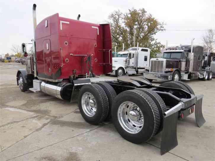 Peterbilt 379exhd  1999    Sleeper Semi Trucks