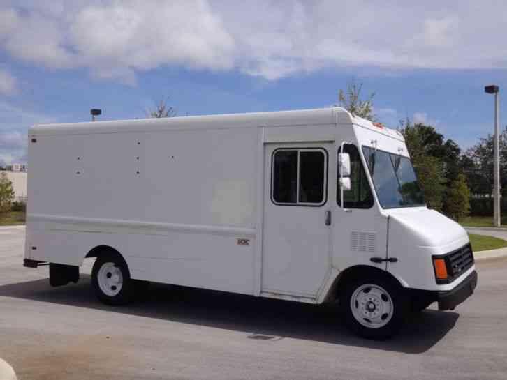 workhorse p30 forward control step van 1999 van box trucks. Black Bedroom Furniture Sets. Home Design Ideas
