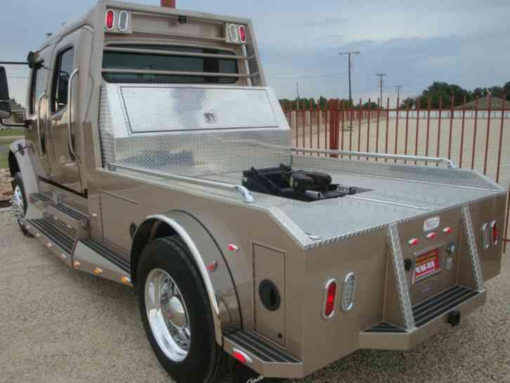 Western Hauler Bed >> Freightliner Sportchassis RHA350 (2008) : Medium Trucks