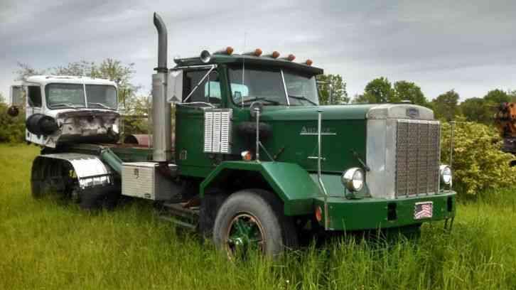 Local Car Auctions >> Autocar (1982) : Heavy Duty Trucks