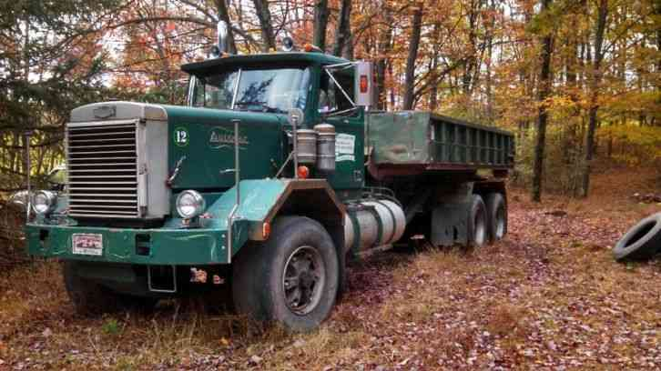 Autocar (1982) : Heavy Duty Trucks