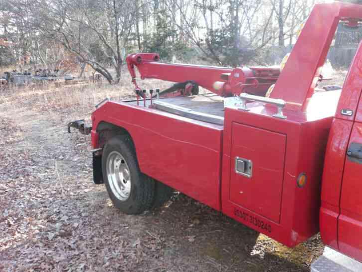 Chevrolet HD 3500 (2000) : Flatbeds & Rollbacks
