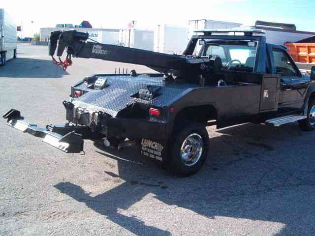 2000 chevy vulcan jingletruck truck tow chevrolet gas body trans engine