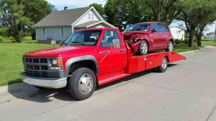 Chevrolet 3500hd 2000 Flatbeds Rollbacks