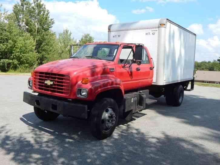 Chevrolet C6500 2000 Medium Trucks