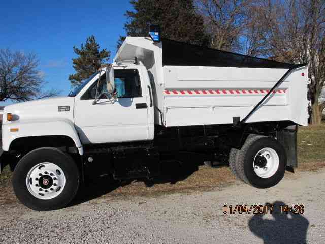 Chevrolet C8500 2000 Utility Service Trucks