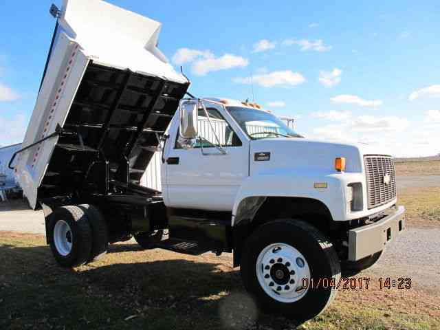 Dump Body Lever Actuated Switch : Chevrolet c  utility service trucks