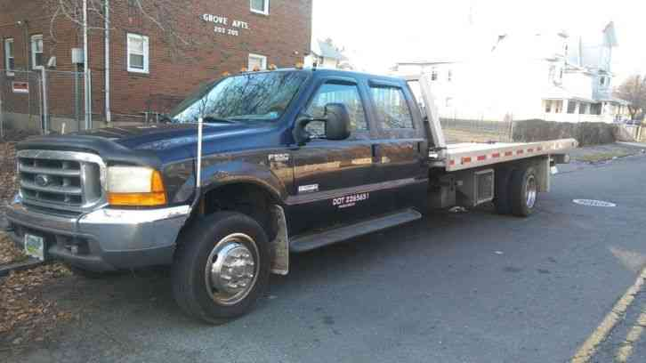 Ford 7.3 Diesel For Sale >> Ford (2000) : Flatbeds & Rollbacks