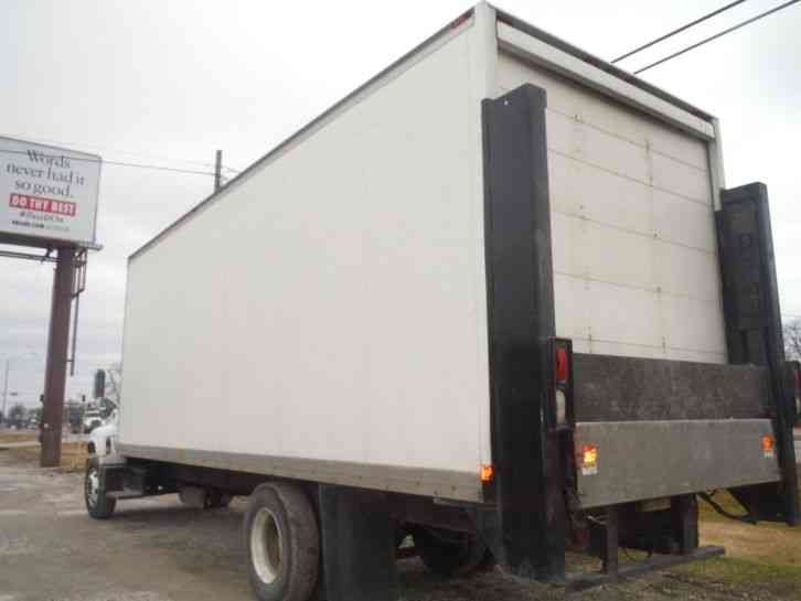 Gmc Unnown 2000 Van Box Trucks