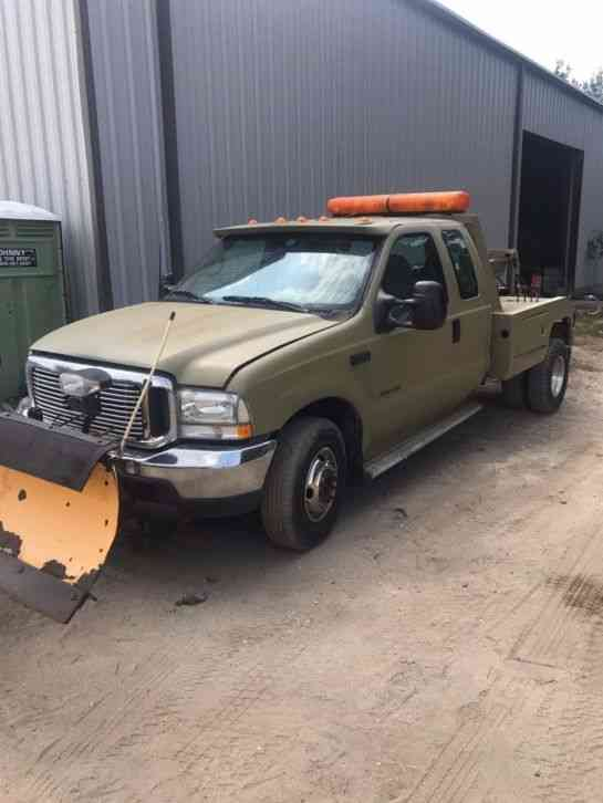 Ford F-350 Cloth (2000)