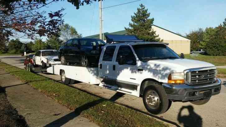 Ford F550 2000 Commercial Pickups