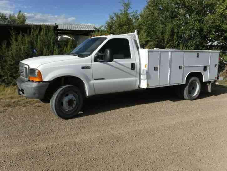 Ford F-450 (2000)