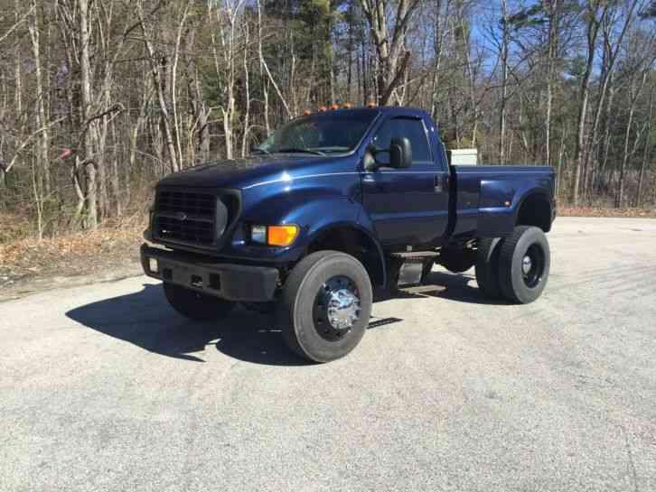 Ford f-650 (2000) : Medium Trucks