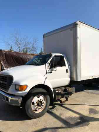Ford F-650 (2000)