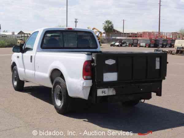 Ford F250  2000    Utility    Service Trucks
