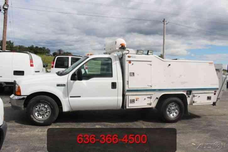 Ford F550 2000 Utility Service Trucks