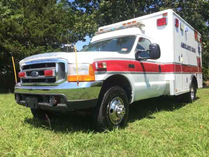 Ford F350 (2000)
