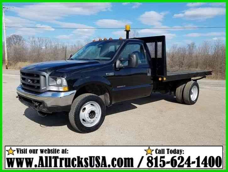 Ford F450 SD (2000)