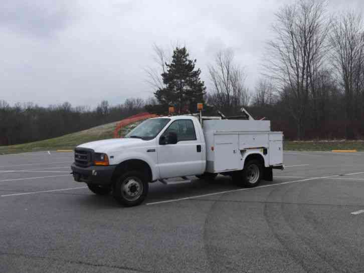 Ford F450 XL Super Duty - Triton V10 (2000)