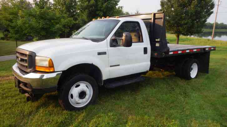 2000-ford-f550-diesel-flat-bed-dually-stake-body-7-3l-turbo-diesel ...