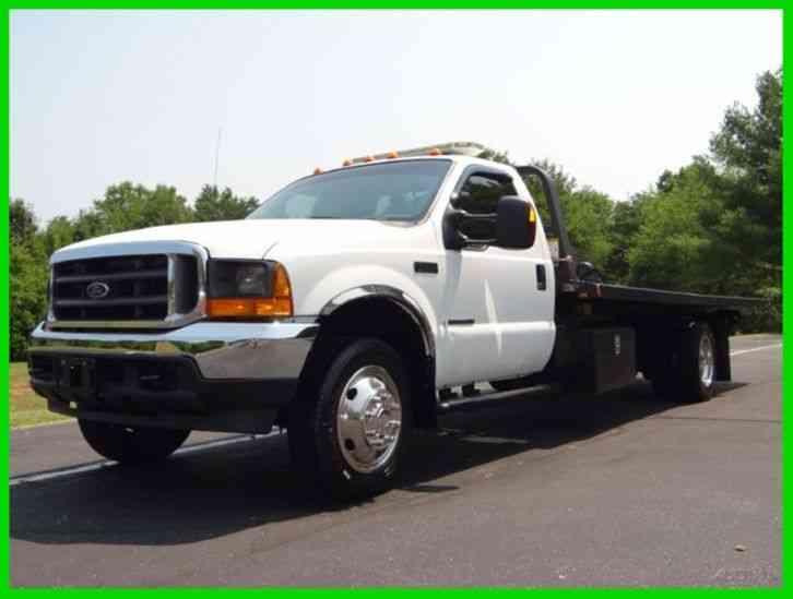 Ford (2000) : Flatbeds & Rollbacks