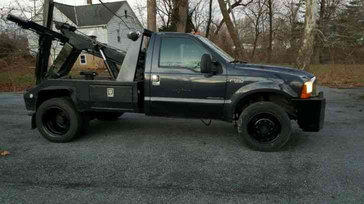 Ford f550 (2000) : Wreckers