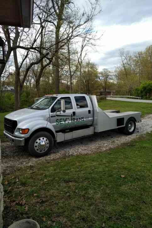 Ford F650 (2000)