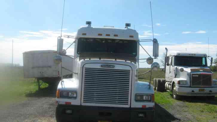 Freightliner Fld 120 2000 Sleeper Semi Trucks