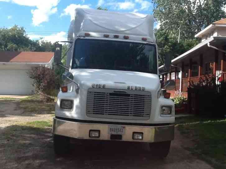 fl170 Freightliner Fl 170 Business Class (2000) : Van / Box Trucks